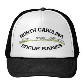 Bogue Banks. Trucker Hats