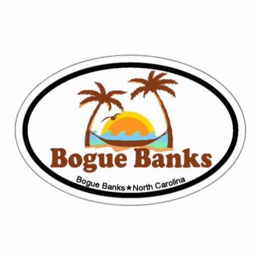 Bogue Banks. Photo Cutout