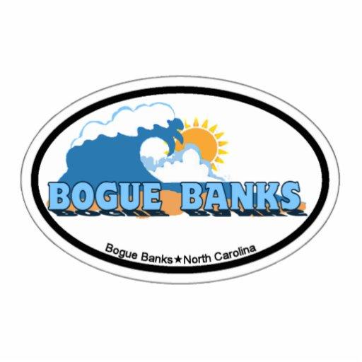 Bogue Banks. Photo Cutouts