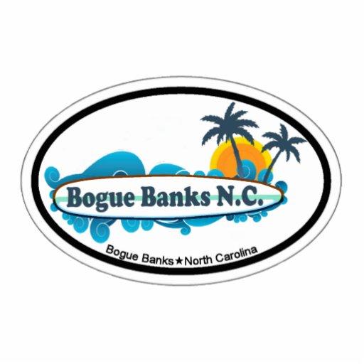 Bogue Banks. Photo Sculptures
