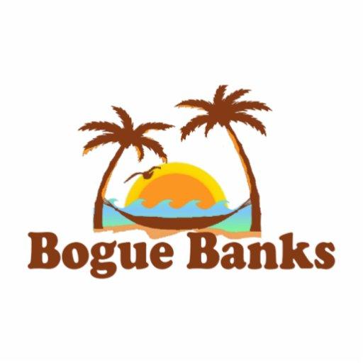 Bogue Banks. Photo Cut Out