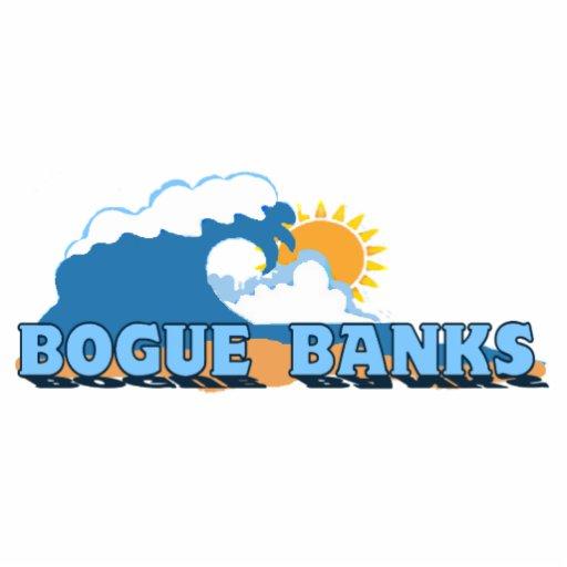Bogue Banks. Photo Cut Outs