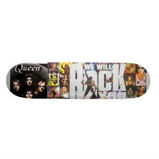Bogus Queen deck Skate Board