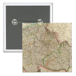 Bohemia, Moravia 15 Cm Square Badge