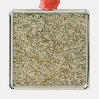 Bohemia, Silesia, Moravia, Lusatia Christmas Ornament