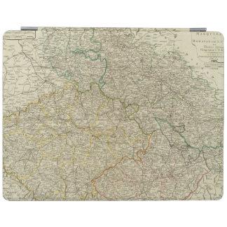 Bohemia, Silesia, Moravia, Lusatia iPad Cover