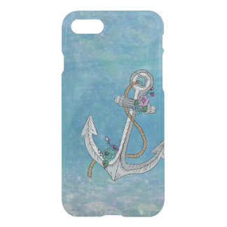 Bohemian Anchor Phone 6/6s Clearly™ Deflector Case
