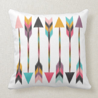 Bohemian Arrows Cushion