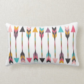 Bohemian Arrows Lumbar Cushion