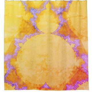 Bohemian_Buddha(c) Multi-Colors_ Bathroom_ Shower Curtain
