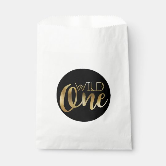 Bohemian Chic Wild Child | Tribal Gold Foil