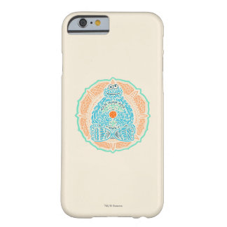 Bohemian Cookie Monster Barely There iPhone 6 Case
