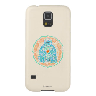 Bohemian Cookie Monster Galaxy S5 Cover