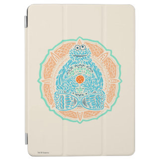 Bohemian Cookie Monster iPad Air Cover