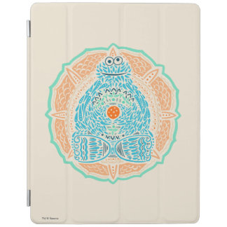 Bohemian Cookie Monster iPad Cover