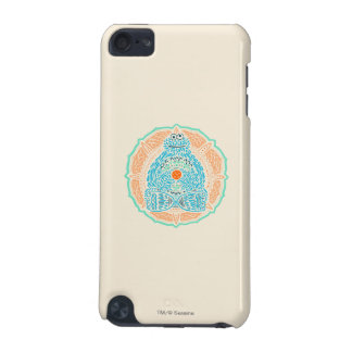 Bohemian Cookie Monster iPod Touch 5G Cases