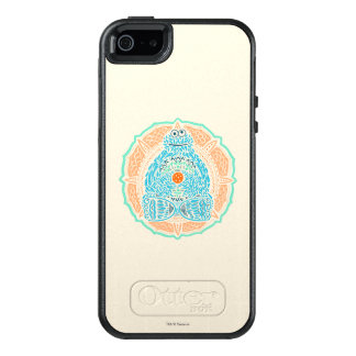 Bohemian Cookie Monster OtterBox iPhone 5/5s/SE Case