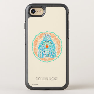Bohemian Cookie Monster OtterBox Symmetry iPhone 7 Case