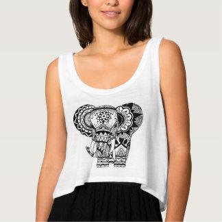 Bohemian Elephant Tank