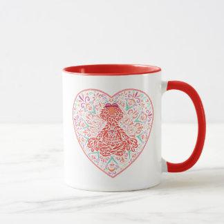 Bohemian Elmo Mug