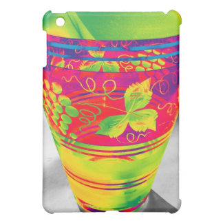 Bohemian Glass with Flower Pattern, Stylised (1) Case For The iPad Mini