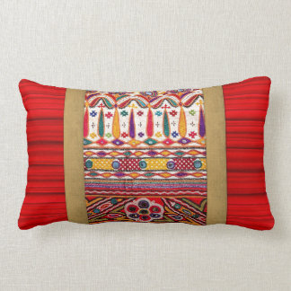 Bohemian Lumbar Pillow