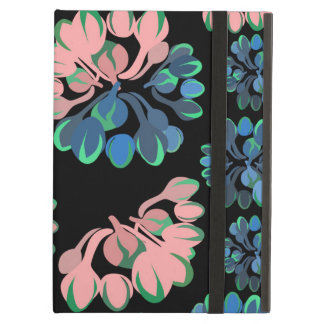 Bohemian midnight garden print cover for iPad air