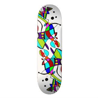 Bohemian RAPsody Skate Deck