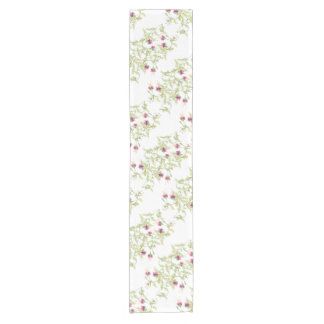 Bohemian Rose Garden | Floral Table Runner