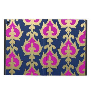 Bohemian Royal Gold Case iPad Air Covers