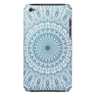 Bohemian Sky and Turquoise Blue Fractal Design iPod Touch Case