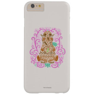 Bohemian Snuffleupagus Barely There iPhone 6 Plus Case