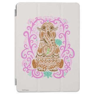 Bohemian Snuffleupagus iPad Air Cover