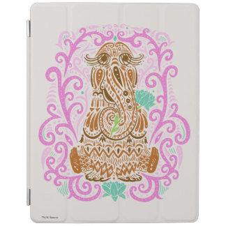 Bohemian Snuffleupagus iPad Cover
