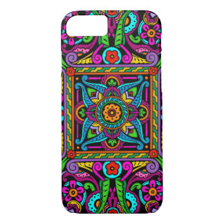 Bohemian Stained Glass Style iPhone 8/7 Case