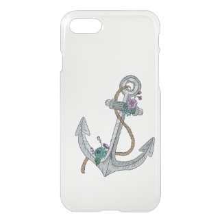 Bohemian Wild iPhone 7 Clearly™ Deflector Case