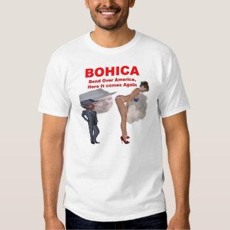 Bohica, Anti-Republican John McCain Sarah Palin T Shirt