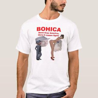 Bohica, Anti-Republican John McCain Sarah Palin T-Shirt