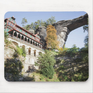 Böhmische Schweiz Bohemian Switzerland photo Mouse Mat