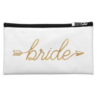 Boho Arrow Bride Bag Cosmetics Bags