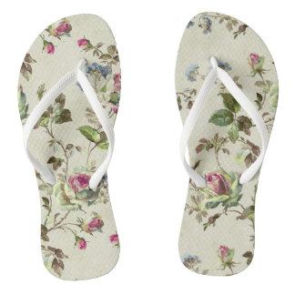 Boho Beach Designer Flip Flops  Summer Sa