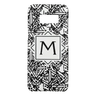 Boho Black and White | Phone Case