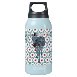 Boho Blue Zeb Liberty Bottle 10 Oz Insulated SIGG Thermos Water Bottle