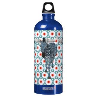 Boho Blue Zeb Liberty Bottle SIGG Traveler 1.0L Water Bottle