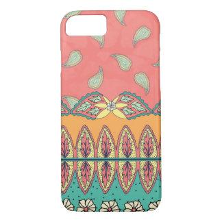Boho Border iPhone 7 Case