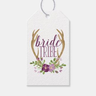 Boho Bride Tribe Gift Tags