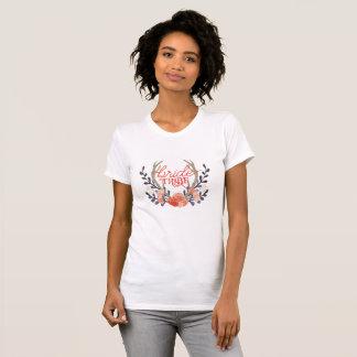 Boho Bride Tribe Shirt
