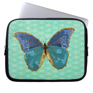 Boho Butterfly Computer Sleeve