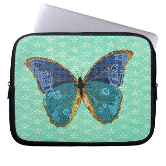 Boho Butterfly Computer Sleeve