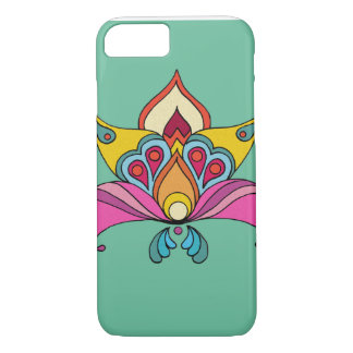 Boho Chic Design iPhone 7 Case